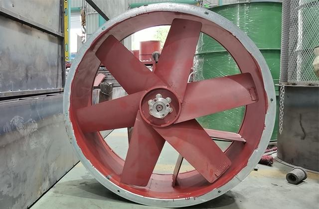不锈钢除尘设备风机